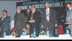 Dr. Vachhani at International Conference