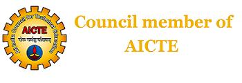 Council Member, AICTE New Delhi